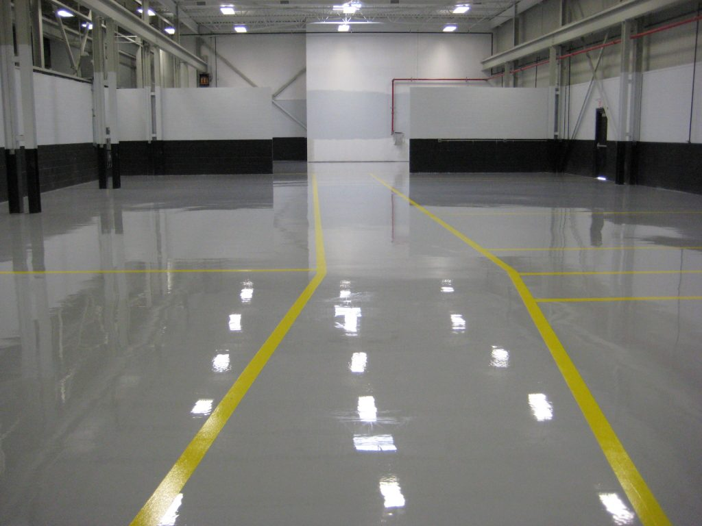 Services Concrete Flooring Company In South Jersey